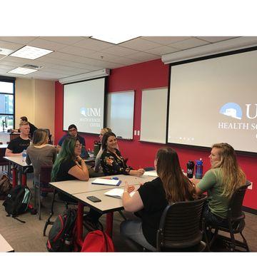 Rio Rancho Nursing Class Begins