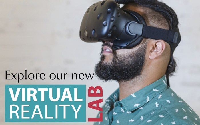 UNM Health Sciences Virtual Reality Lab