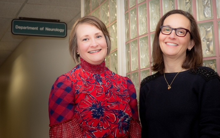 Sarah Pirio Richardson, MD, and Amanda Deligtisch, MD