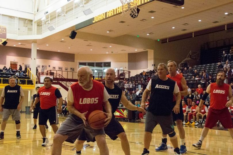 Hoops 4 Hope Game Benefits UNM Cancer Center