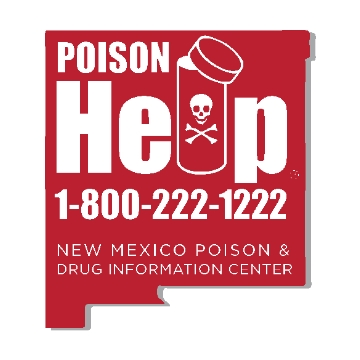 NM Poison Prevention Month (NMPPM) 2019