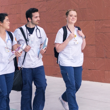 UNM College of Nursing Ranked Among Nation's Top Graduate Schools