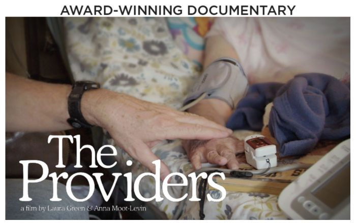 """The Providers"" Documentary Screenings and National Broadcast Debut"