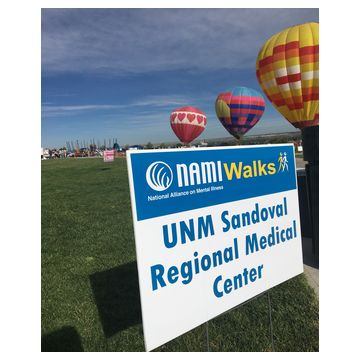 NAMI New Mexico Annual 5k Walk