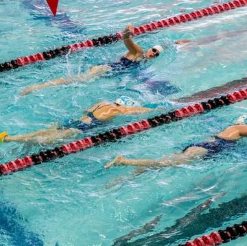 Swimming Fundraiser to Splash Away Cancer