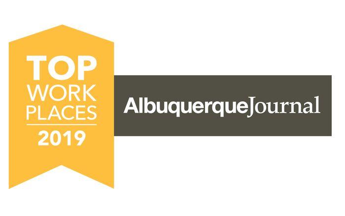 Albuquerque Journal Top Work Places