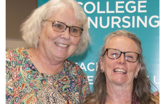 Retiring Faculty Members Shaped Women's Health Care