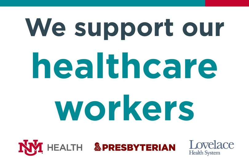 Support Healthcare Workers