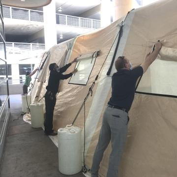 New Center Provides COVID-19 Testing