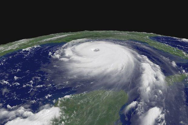 Hurricane by NASA Goddard Space Flight Center