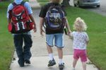 One-Third of Child Pedestrian Fatalities Occur During After-School Hours