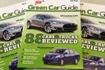 2015 AAA Green Car Guide Winners Announced
