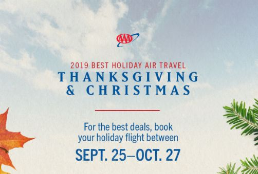 2019 Holiday Air Travel
