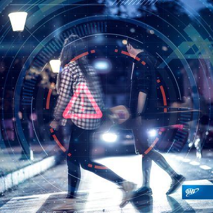 Pedestrian Detection - Nighttime Walking