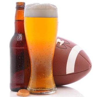 super bowl alcohol_football
