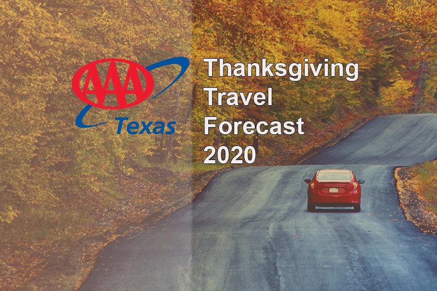 Thanksgiving travel forecast 2020