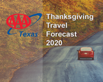 AAA Texas: Fewer Americans Traveling This Thanksgiving Amid Pandemic