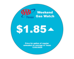 AAA Texas: Statewide Gas Price Average Rises After Thanksgiving Holiday