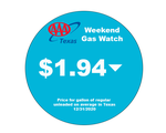 AAA Texas: Drivers Fill Up with Cheapest Annual Statewide Average Since 2004