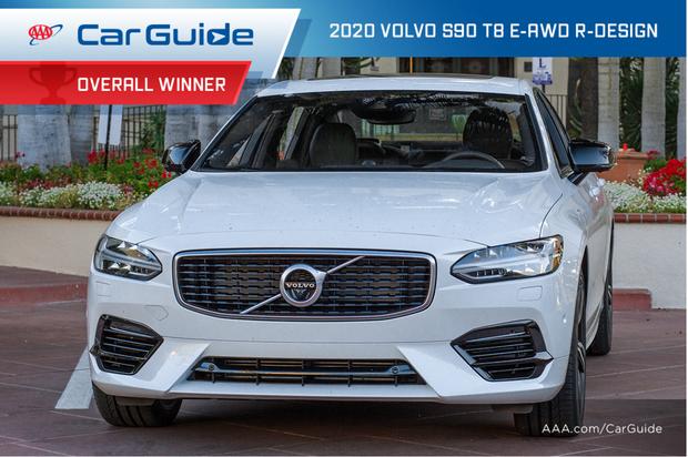 Overall Winner_2020_ Volvo S90
