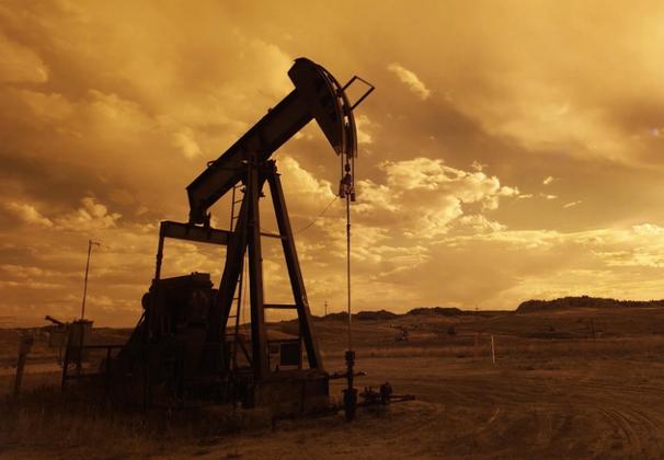 Gas Oil Field