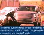 AAA Finds Active Driving Assistance Systems Do Less to Assist Drivers and More to Interfere