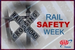 AAA Texas: Texas Ranks #1 for Train Collisions; Reminds Drivers and Pedestrians to Review Best Practices During Rail Safety Week