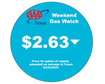 AAA Texas: Lone Star State Gas Price Average Falls Week-to-week for First Time Since January