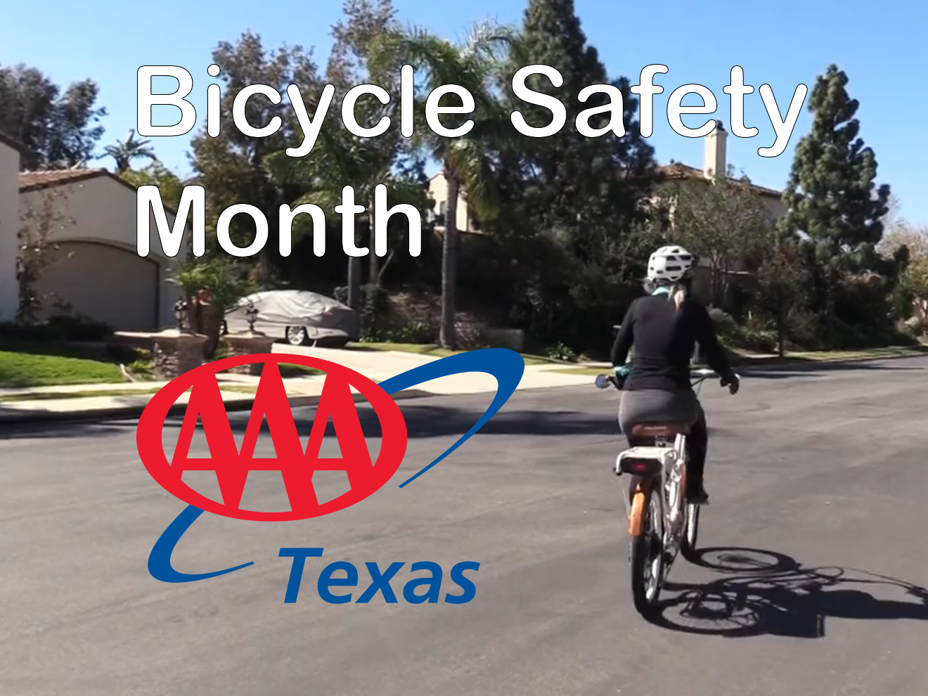 Bicycle Safety Month 2021