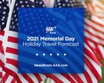 AAA Texas: Memorial Day Holiday Travel Expected to Jump 60% Across the Lone Star State and U.S. Year-Over-Year