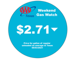 AAA Texas: Lone Star State has Lowest Gas Price Average in the Country