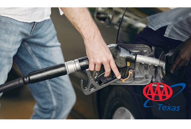 Pumping gas AAA TX