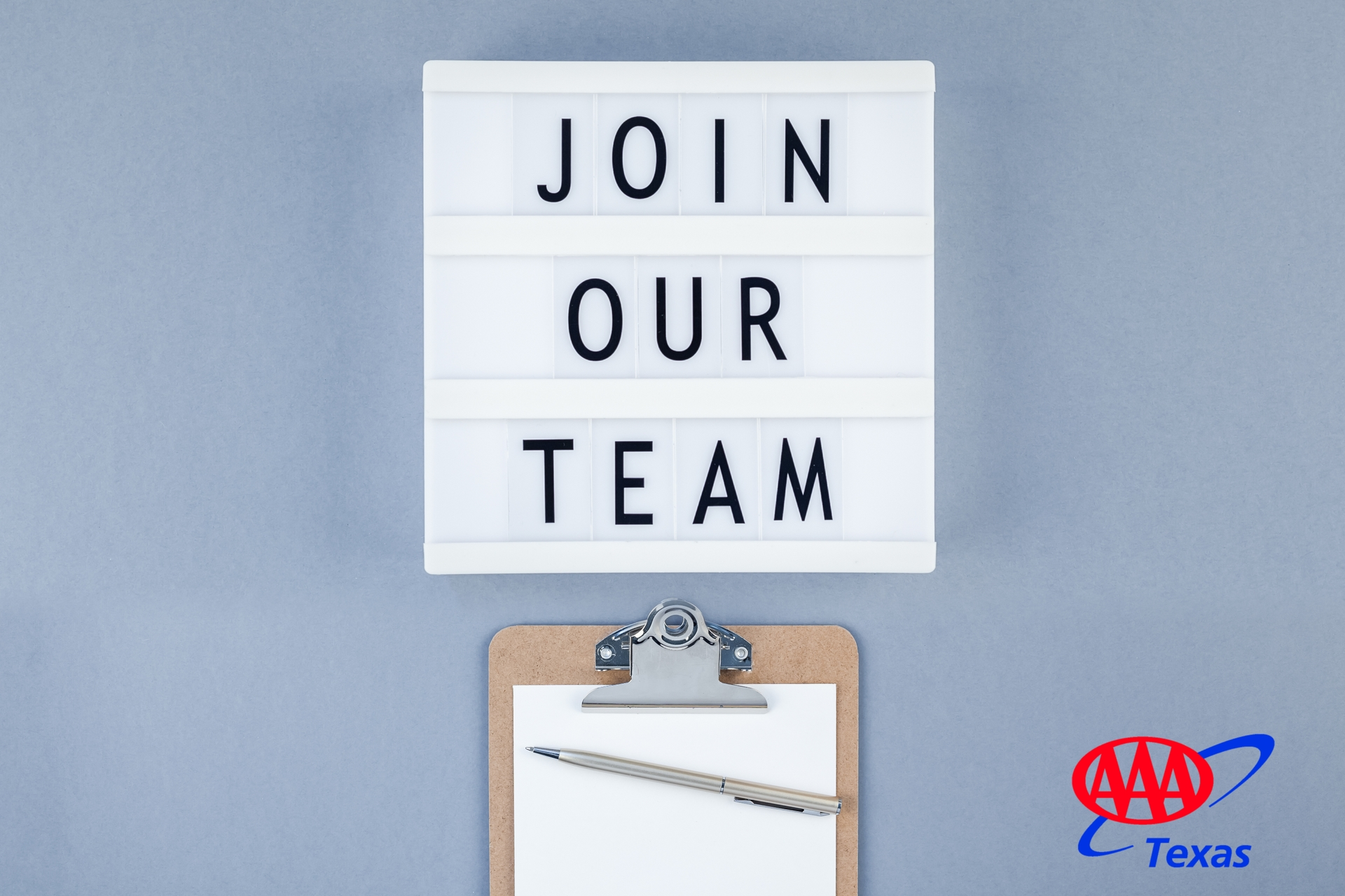 Join our team at AAA Texas