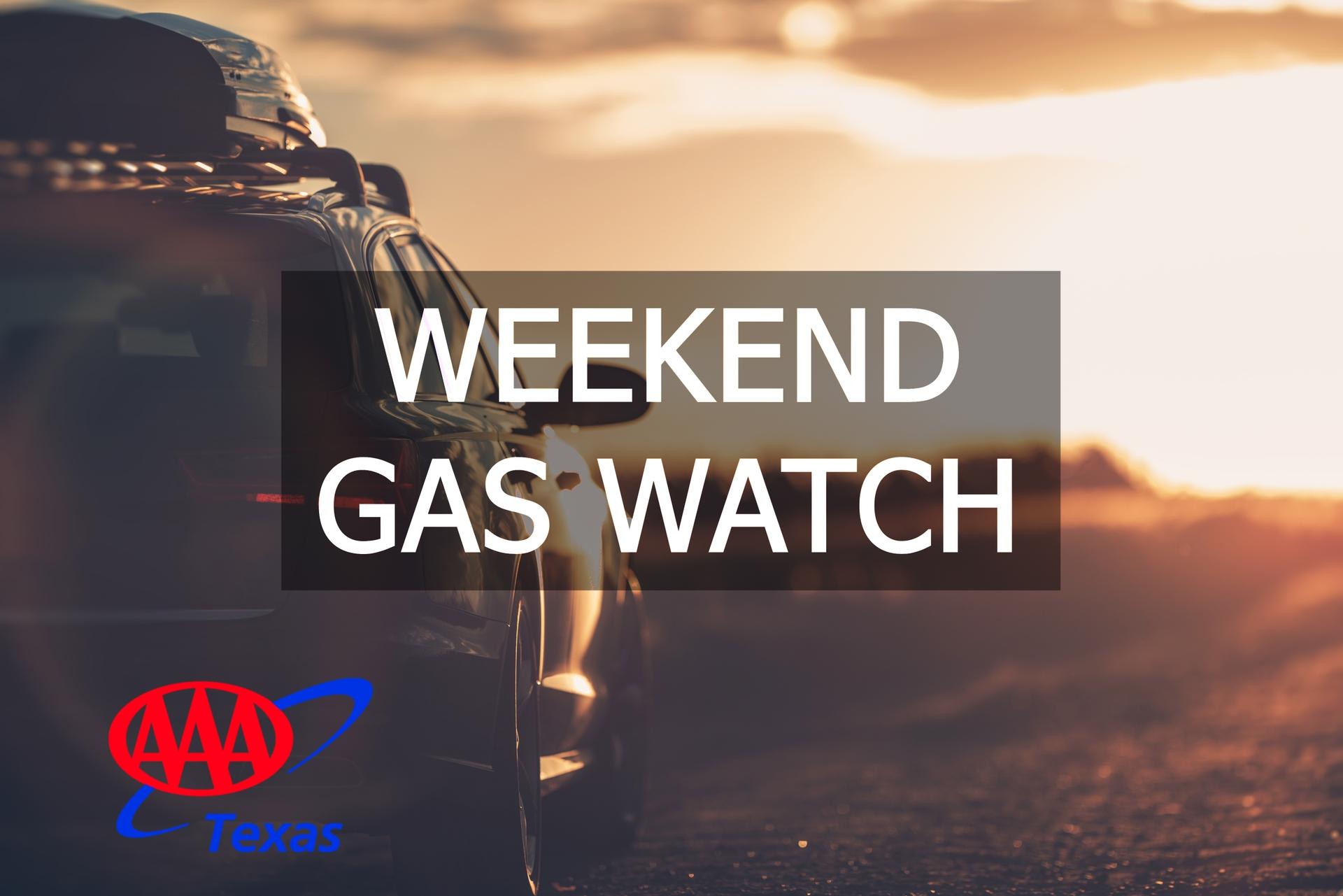 AAA GAS REPORT-ROAD TRIP