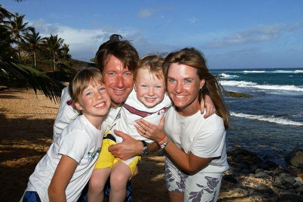 Family vacation on Maui