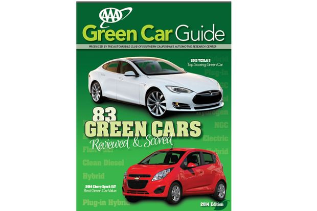 2014 Green Car Guide
