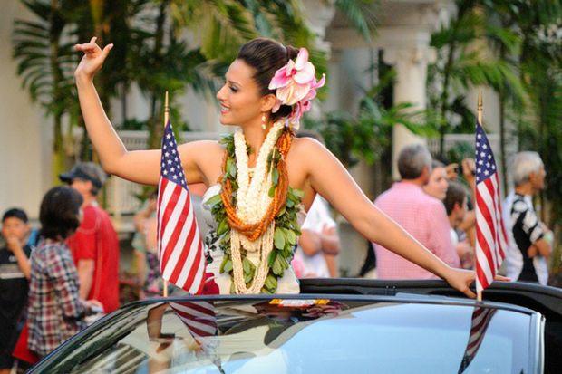 Hawaii Fourth of July by Daniel Ramirez