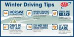 AAA OFFERS DRIVING TIPS AND URGES MOTORISTS TO PREP CARS FOR WINTER WEATHER