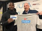 New England Patriots Sony Michel Takes the Pledge