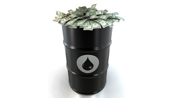 gas barrel money