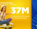 Memorial Day Holiday Travel to Rebound to More Than 37 Million