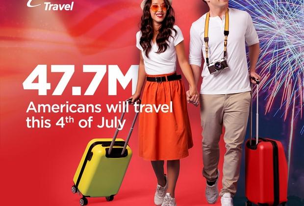 July 4 Travel