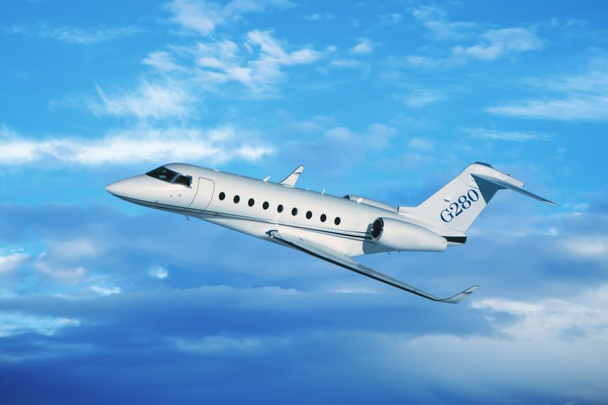 The Gulfstream G280