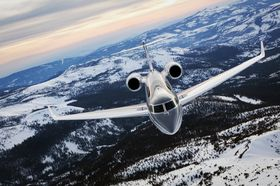 The Gulfstream G500