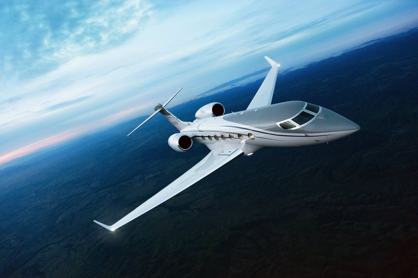 GULFSTREAM G500 УДОСТОЕН НАГРАДЫ INNOVATION AWARD ЗА УСТАНОВЛЕНИЕ НОВЫХ СТАНДАРТОВ БЕЗОПАСНОСТИ