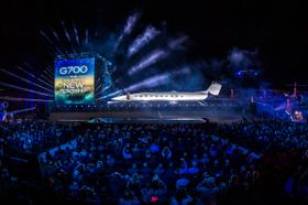 Gulfstream G700 The Industry's New Flagship