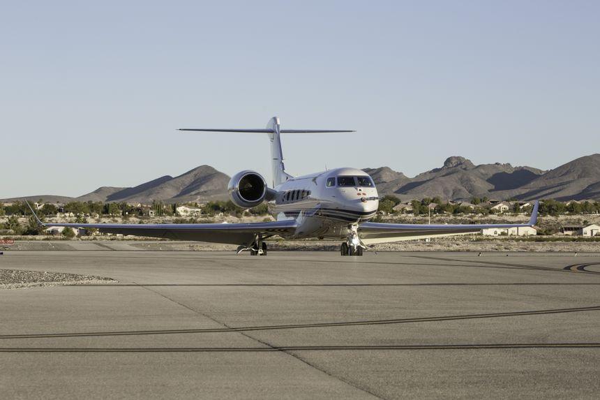 湾流G500首次亮相美国公务航空展