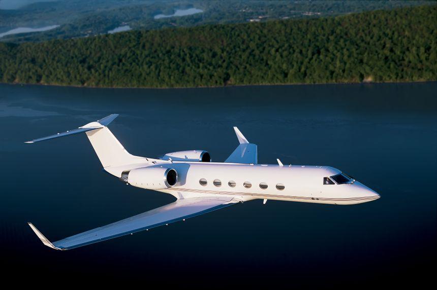 湾流继续投资于GIV和GV飞机系列