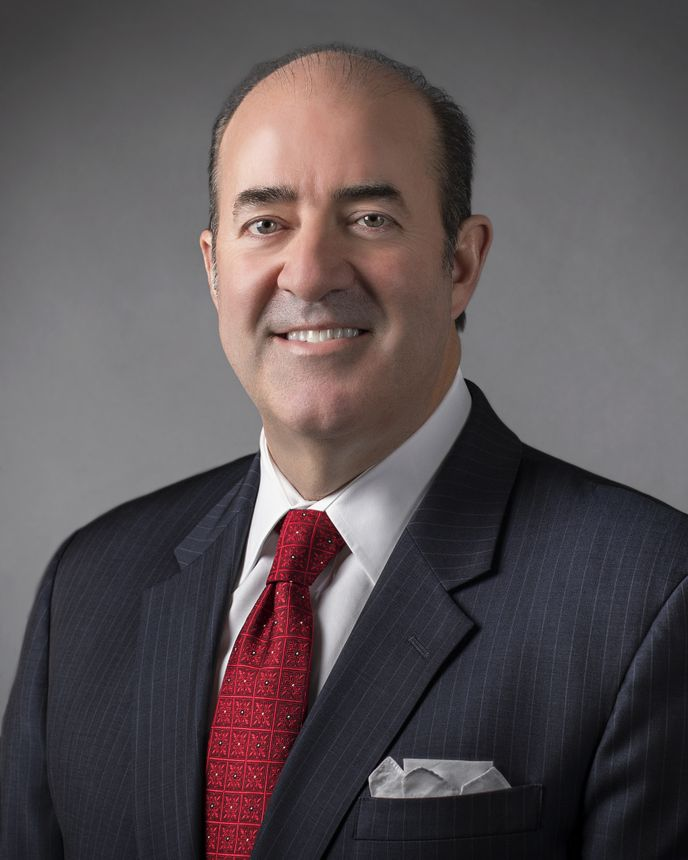 Mark Burns, 湾流宇航公司总裁