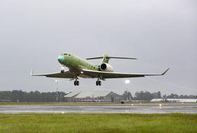 其第4架 Gulfstream G600 试飞机成功首飞,与第3架试飞机首飞仅相隔6周时间